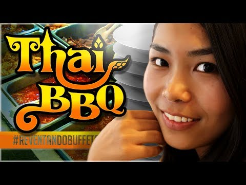 #REVENTANDOBUFFETS | Thai BBQ (+5000 kcal)