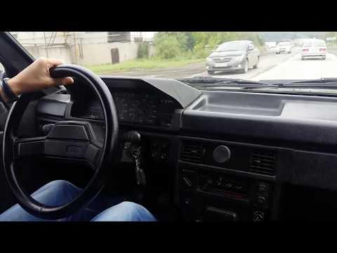 Проверка на дороге Москвич Святогор 214145