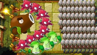 Plants vs Zombies 2 - Red Stinger and Bonk Choy