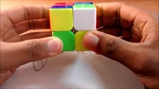 Как собрать Кубика Рубика 2х2.ФИНАЛЬНАЯ ЧАСТЬ.Способ для начинающих.