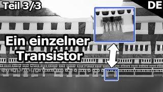 Die Jagd nach dem Transistor - Wir blicken in einen i9-9900K: Ein 14nm++ Trigate Transistor (3/3)