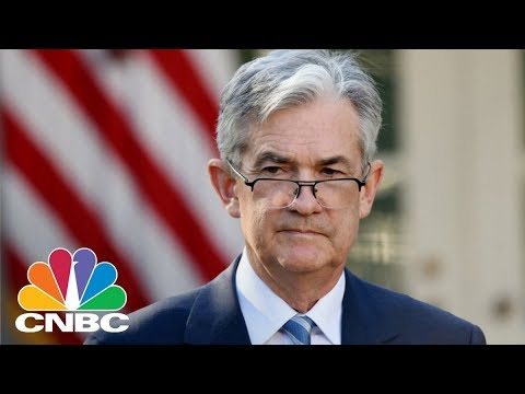 Fed Chair Jerome Powell Delivers Speech To The Economic Club Of Chicago - April 6, 2018 | CNBC