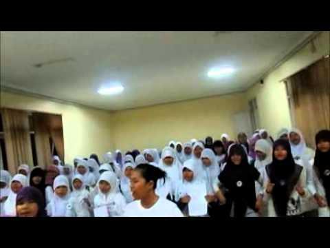 Flashmob SoniQ in my heart ( Karawang )
