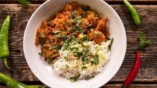 KURCZAK BIRYANI - indyjski klasyk na obiad | Przepis UMAMI