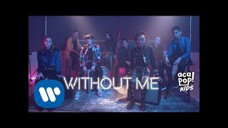 Acapop! KIDS - WITHOUT ME by Halsey (Official Music Video)