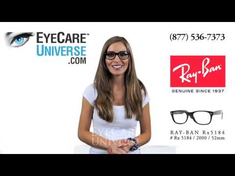 a33e3b168d Ray-Ban RX5187 Highstreet Eyeglasses Review SmartBuyGlasses