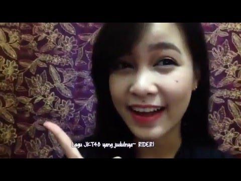 [Lyric] JKT48 - Rider (Cover Guitar by Nadila JKT48)