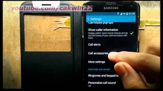 samsung galaxy s5 how to set automatic answering timer android phone