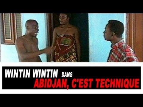 Wintin Wintin et Vieux Foulard - Abidjan c'est technique