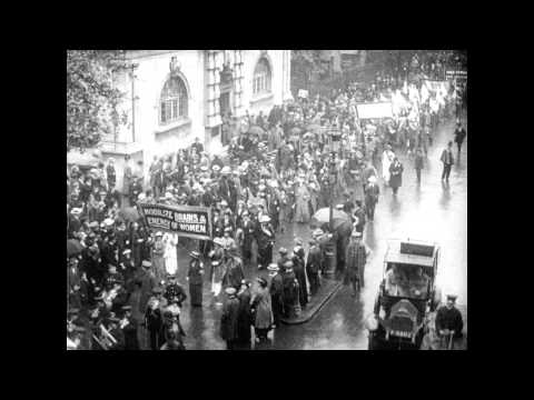 Women's March through London (1915) | BFI National Archive