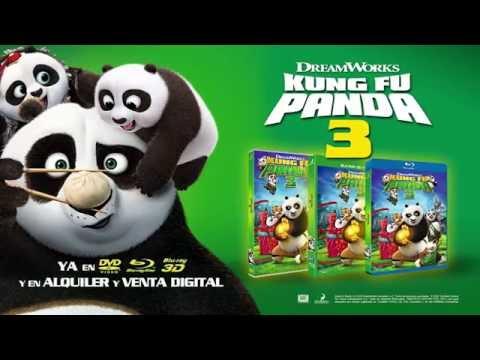 Kung Fu Panda 3 - Tráiler en Español