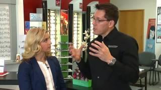 Wisconsin Vision Eye Exam Dr. Buettner Vignette