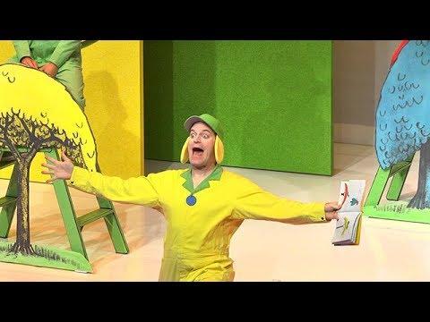 Art Zone: 'Go, Dog. Go!' at Seattle Children's Theatre