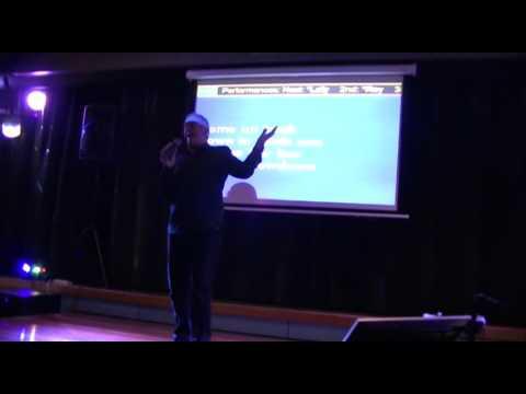 Grahame sings Lowdown (In the Style of Boz Scaggs)