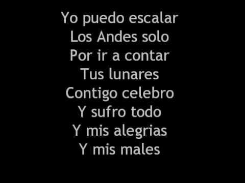Shakira - Suerte + Lyrics
