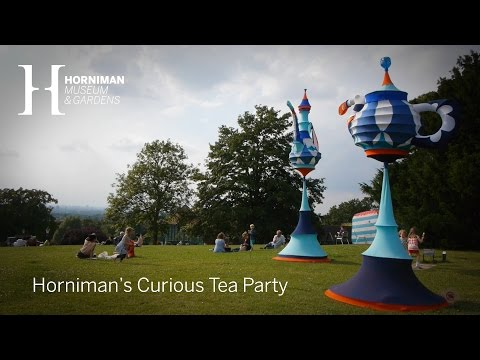Horniman Museum And Gardens: Curious Tea Party