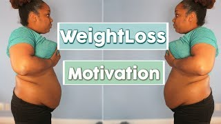 Using Myself As Motivation | Health & Fitness | WEIGHT LOSS JOURNEY
