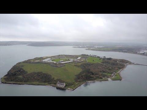Tales from Cork's Spike Island