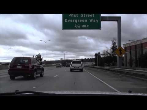 Cruzin' to Lynnwood