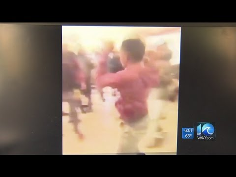 Three fights break out at Patrick Henry Mall in Newport News