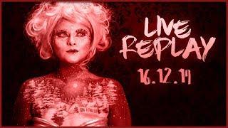 LIVE BODYPAINTING vom 16.12.2017 || LIVE-REPLAY || DE