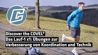 Das Lauf-1 x1: Übungen zur Verbesserung von Koordination und Technik