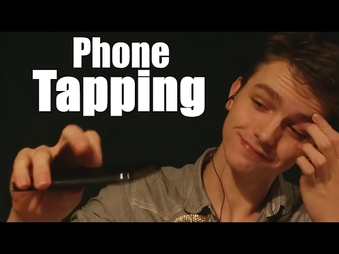 (ASMR) Smartphone Tapping (Obviously)