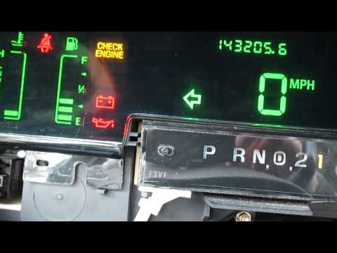More Crown Victoria Digital Instrument Cluster Issues