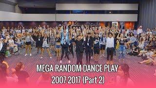 [EAST2WEST] MEGA KPOP RANDOM DANCE PLAY 2007-2017 at Otakuthon (PART 2)