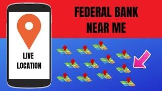 Federal bank near me | Banks near me