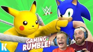 GAMING Royal Rumble Match in WWE 2k19 | KIDCITY GAMING