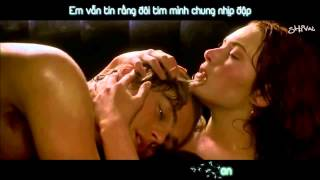 [Vietsub + kara] My Heart Will Go On - Celine Dion【Titanic Theme Song】