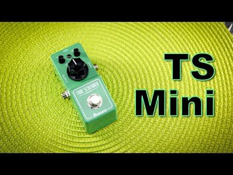 Ibanez TS Mini (Tube Screamer) - IN DEPTH Review