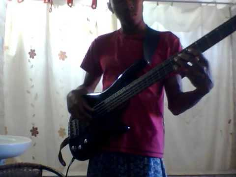 Jeremih - Planes (Audio) ft. J. Cole BASS COVER - YouTube
