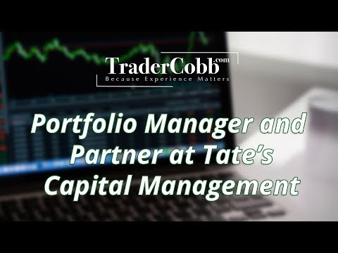 Portfolio Manager and Partner at Tate's Capital Management