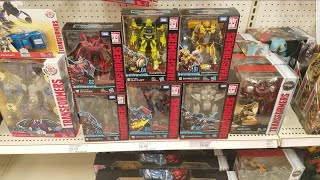 Target Toy Hunt: Found Wave 1 Deluxes and Voyagers