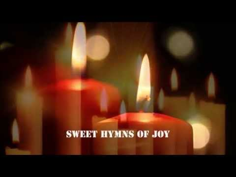 Celine Dion - Oh Holy Night with lyrics