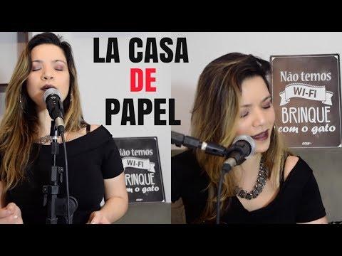La Casa De Papel / My Life Is Going On - Anny Cee Cover (Cecilia Krull)