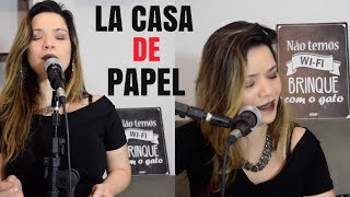 La Casa De Papel / My Life Is Going On - Anny Cee Cover (Cecilia Krull)