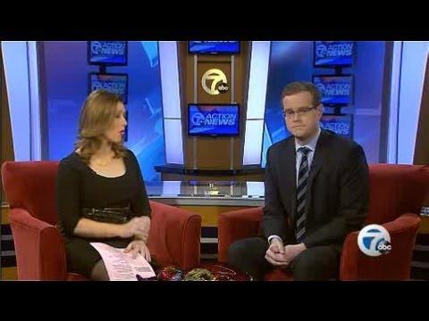 Ross Jones discusses report on Congressman Gary Peters and Kandia Milton