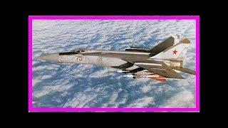 黑鸟战狐蝠 米格-25为何从未对sr-71形成过威胁