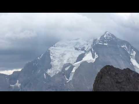Bunderspitz (2546m, Berner Alpen) - Kanton Bern, Schweiz