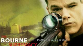 The Bourne Supremacy - Gathering Data