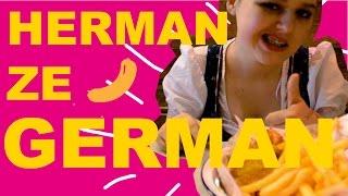 DirndlDates, ep.1: Herman Ze German