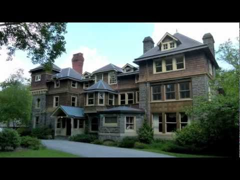 Frank Furness Dolobran Mansion
