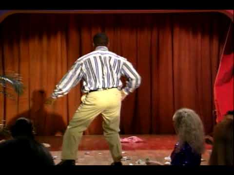 Fresh Prince of Bel-Air - Carlton's Strip Dance