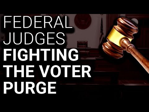 BREAKING: Federal Judges Order Purged Ohio Voters Back In