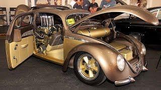 1956 Volkswagen Beetle 215 V8 Air Ride Build Project