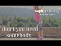 Don T You Need Somebody Zumba Fitness With Sapir mp3