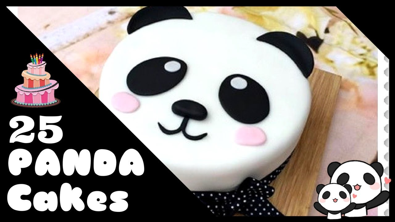 Images Of Panda Cakes